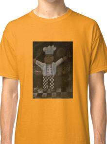 'No More' said chef Classic T-Shirt