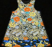 floral print by Jessica  Lia