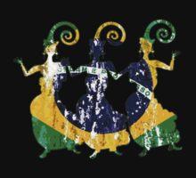 Beauty of Brazil by dejava