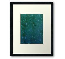 Coastal Passion Framed Print