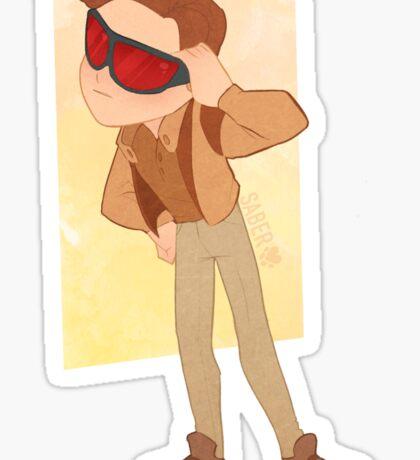 Cyclops Chibi Sticker