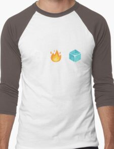 Song of Fire & Ice Men's Baseball ¾ T-Shirt