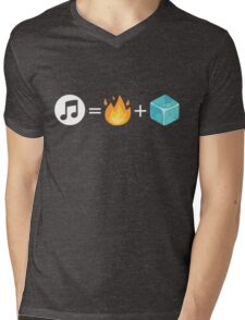 Song of Fire & Ice Mens V-Neck T-Shirt