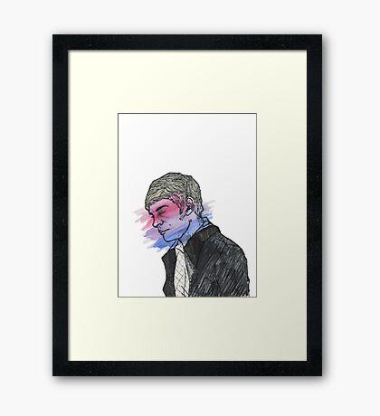 John Watson True Colors Framed Print