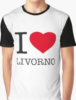 I ♥ LIVORNO Graphic T-Shirt