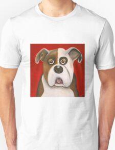 Winston the dog Unisex T-Shirt