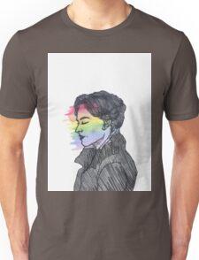 Irene Adler True Colors Unisex T-Shirt