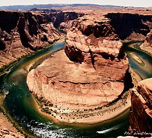 Horse Shoe Bend, Arizona by philw