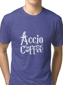 Accio Coffee Tri-blend T-Shirt