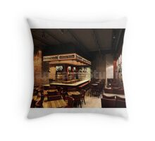 Interior 3D Rendering Animation Throw Pillow