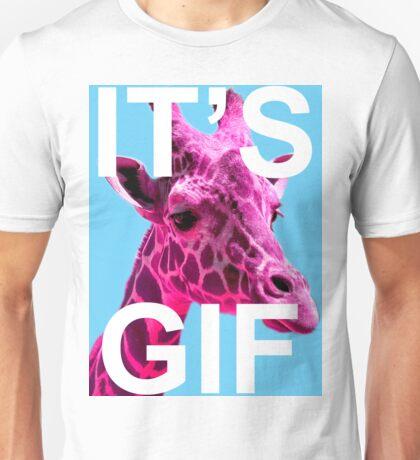 It's Gif Unisex T-Shirt