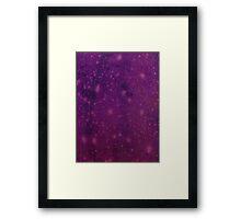 Purple Passion Framed Print