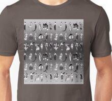 La Vie Parisienne - Gray Unisex T-Shirt