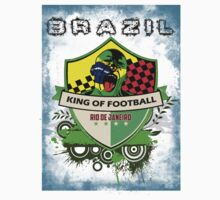 Brazil King Of Futebol by dejava