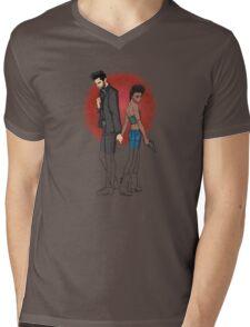 My Tulip Mens V-Neck T-Shirt
