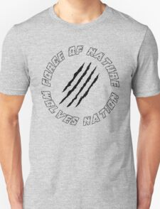Wolves Nation - Force Of Nature Unisex T-Shirt