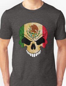 Skull, Mexico... Unisex T-Shirt