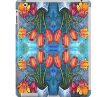 Watercolor Tulips 2 iPad Case/Skin