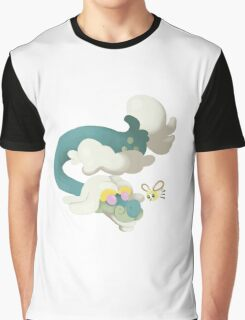 Drampa and Cutiefly Graphic T-Shirt