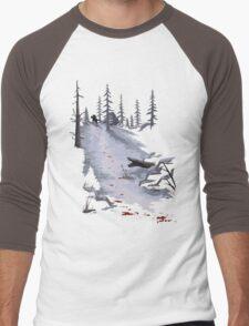 The Last of Us - Winter Men's Baseball ¾ T-Shirt