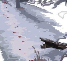 The Last of Us - Winter Sticker