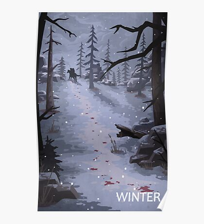 The Last of Us - Winter Poster