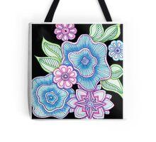 Blooming Zen Tote Bag