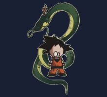 Goku chibi Kids Tee