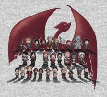 Dragon age trilogy Baby Tee