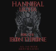 Hannibal Lecter for The Iron Throne (3) by FandomizedRose
