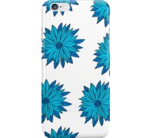 Floral seamless pattern of bright color pretty summer sweet iPhone Case/Skin