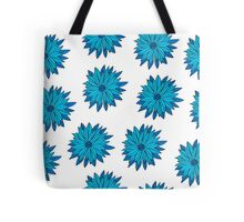 Floral seamless pattern of bright color pretty summer sweet Tote Bag