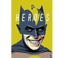 Heroes Photographic Print