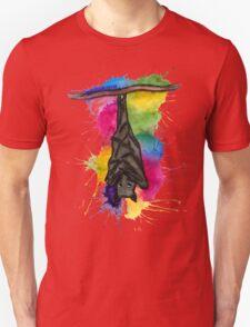 Bat Splat  Unisex T-Shirt