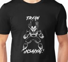 Train Insaiyan - Super Saiyan Vegeta Unisex T-Shirt