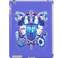Doctor Rorschach iPad Case/Skin