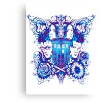 Doctor Rorschach Canvas Print