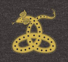 Ilvermorny Horned Serpent House Logo Unisex T-Shirt