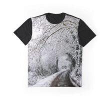 The Slushy Path Graphic T-Shirt