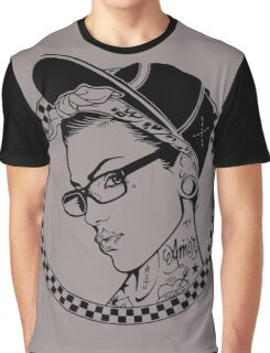 The PinUp Girl Graphic T-Shirt