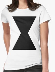 Monochromatic Heroes #3 Womens Fitted T-Shirt