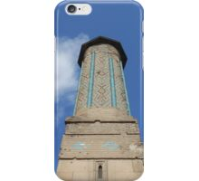 İnce minareli camii iPhone Case/Skin