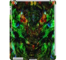 electric forces iPad Case/Skin