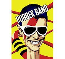 Rubber Photographic Print