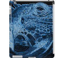 Lizard-Justin-Beck-Picture-2015080 iPad Case/Skin