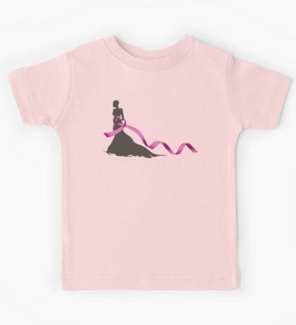 Pink Ribbon Kids Tee