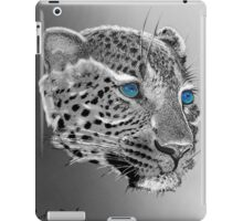 Leopard-Old-Blue-Eyes-Justin-Beck-Picture-2015098 iPad Case/Skin