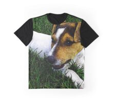 Jack Russell Justin Beck Picture 2015097 Graphic T-Shirt