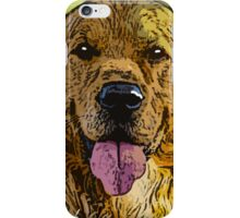 Golden-Retriever-Justin-Beck-Picture-2015093 iPhone Case/Skin