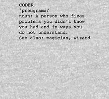 Coder / Programmer Unisex T-Shirt